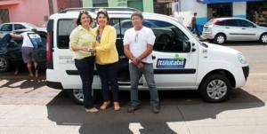 Secretaria de Saúde de Ituiutaba adquire mais uma Doblò zero quilômetro