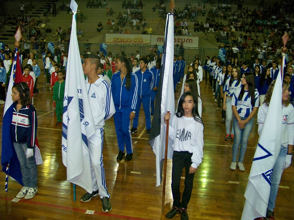 Começa nesta terça-feira os 36º Jogos Estudantis de Ituiutaba