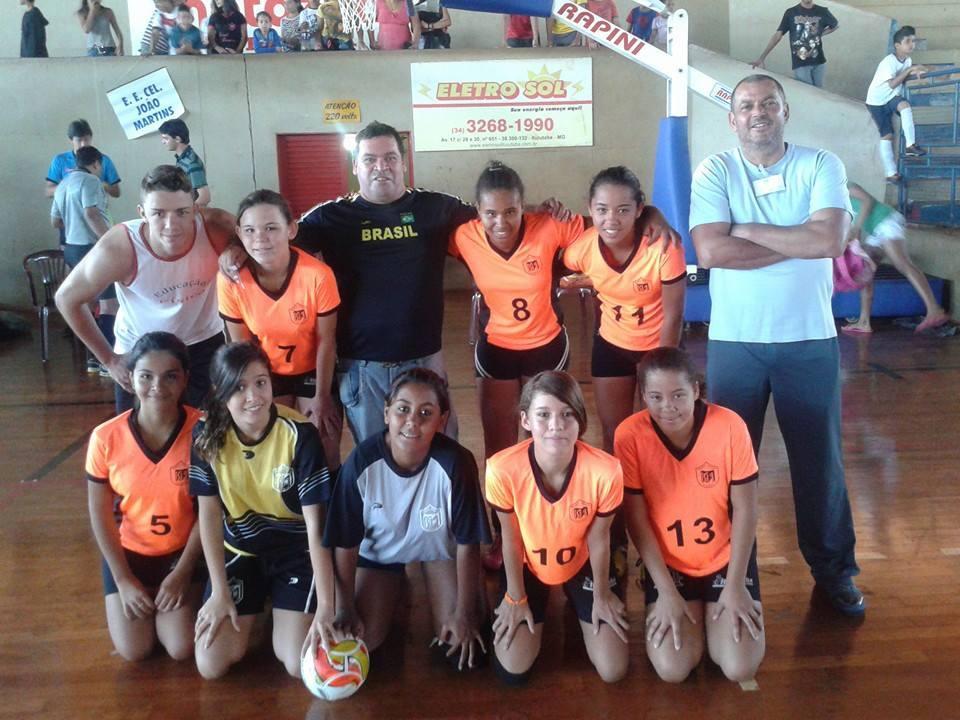 Jogos Estudantis mostra vencedores no futsal