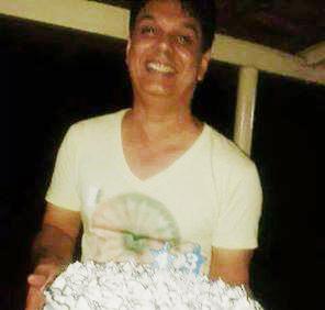 Alexandre Barbosa de Lima tinha 43 anos / reprodução