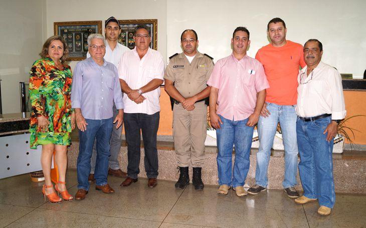 Reunião aconteceu na última quinta-feira (7)