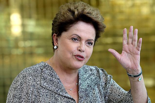 Declaração de Marina é de quem 'não tem experiência', diz Dilma