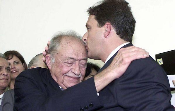 Eduardo Campos e o Avó morreram em 13 de Agosto de anos distintos