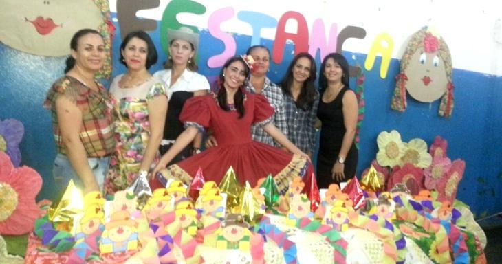 Profissionais da secretaria de assistência social, Cras, jovens e familiares participaram do evento