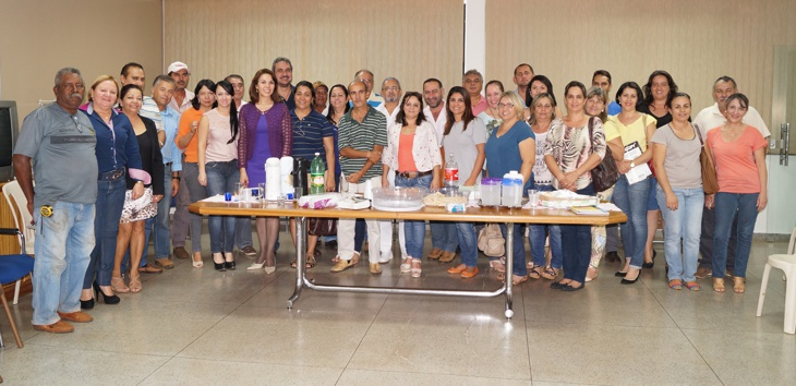 Reunião aconteceu na tarde desta quinta-feira (7)