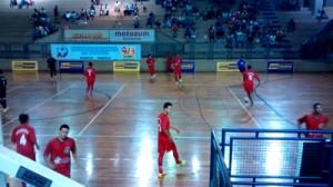 Fechada a primeira rodada da Copa de Futsal Comércio e Indústria