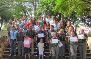 O Grupo Escoteiros, depois de muitas décadas, foi novamente criado no município, sendo fundado no ano passado e recebendo muito apoio
