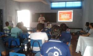 Sesi/Senai dá início ao curso de Pedreiro de Alvenaria Assistente em Capinópolis