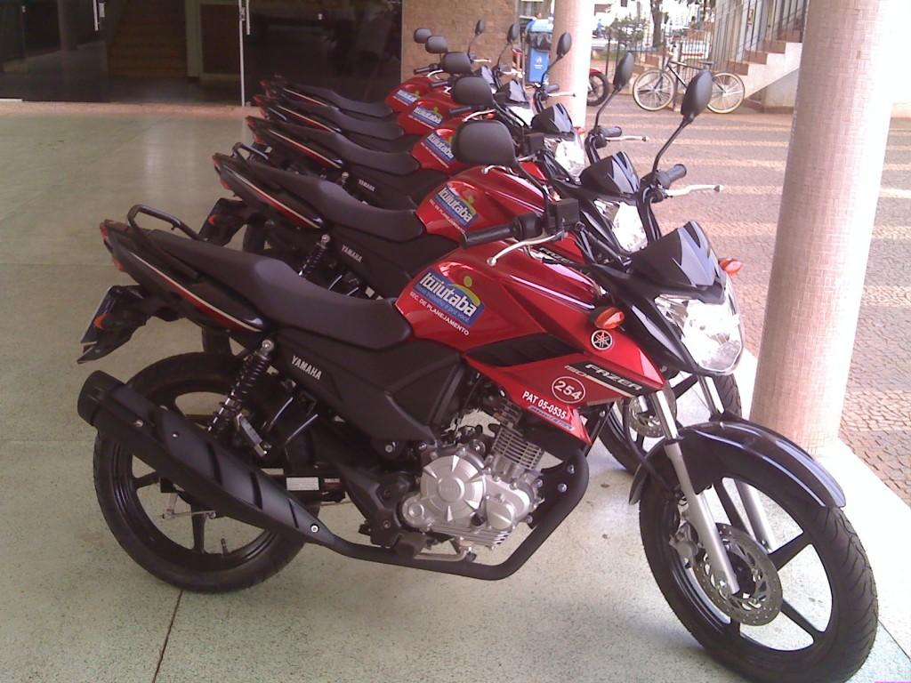 Prefeitura adquire motos para Secretaria de Planejamento
