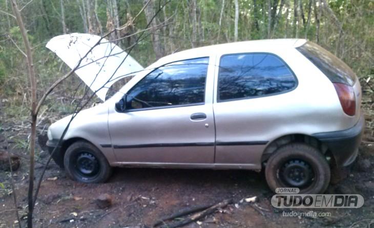 Polícia Militar recupera veículo furtado e prende suspeitos do crime em Capinópolis