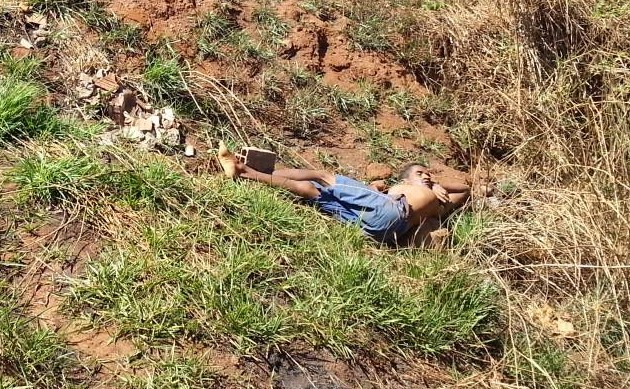 Homem é encontrado morto na região do Bairro São Jorge