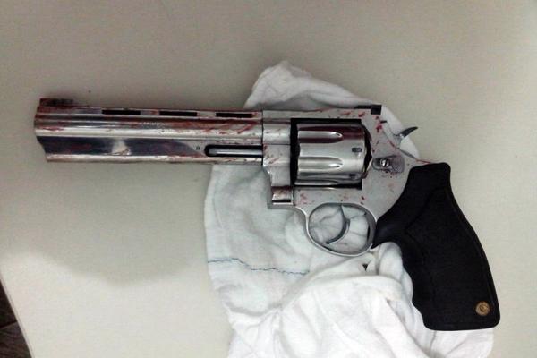 Após abordagem, suspeito troca tiros com a PM e morre em Uberlândia