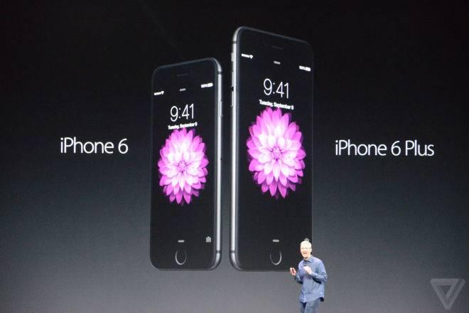 Conheça o Iphone 6 e o Iphone 6 plus