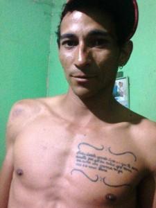Rafael Francisco da Silva é suspeito de cometer assassinato.
