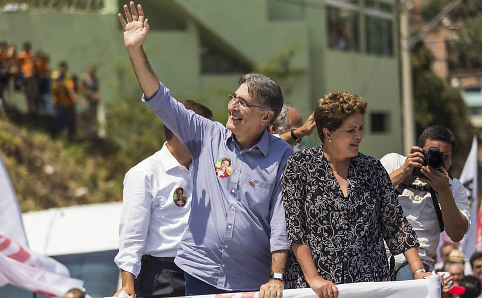 'Campanha da pancada não leva a lugar nenhum', diz Pimentel