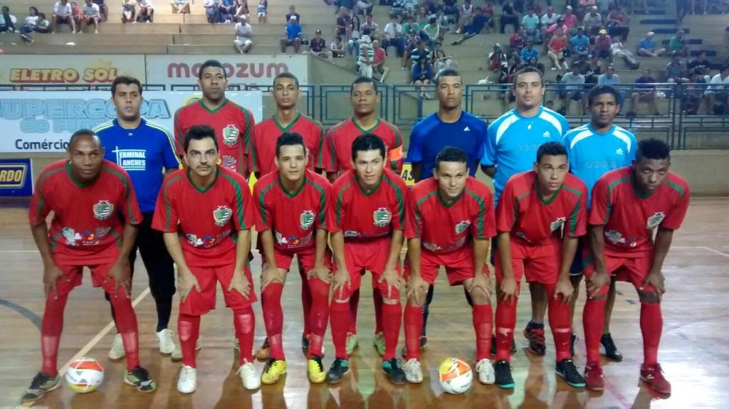 Ituiutaba, Capinópolis e Monte Alegre jogam no Ginásio Romão nesta terça-feira