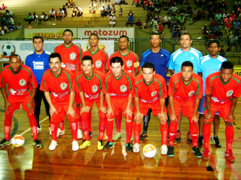 Capinópolis se classifica e disputa semifinal da Copa Futsal Comércio e Indústria