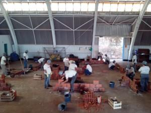 Mais pedreiros para o mercado de trabalho em Capinópolis