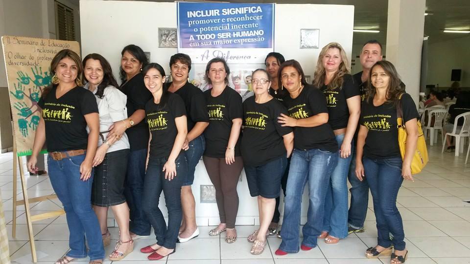 Capinópolis marca presença no Seminário da Educação Inclusiva