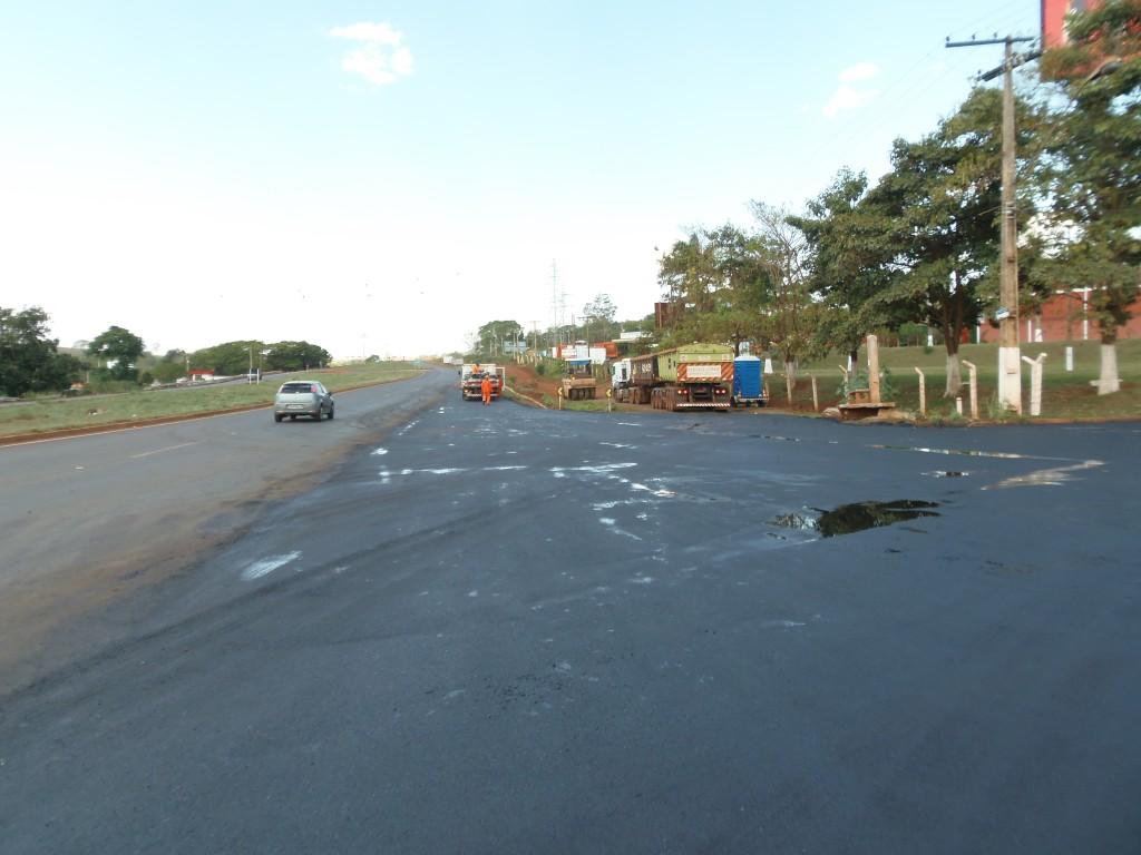 Mais uma obra de infraestrutura é construída em Ituiutaba