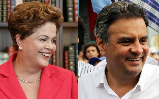 Eleitores de Aécio são 23% mais engajados nas redes sociais, revela consultoria