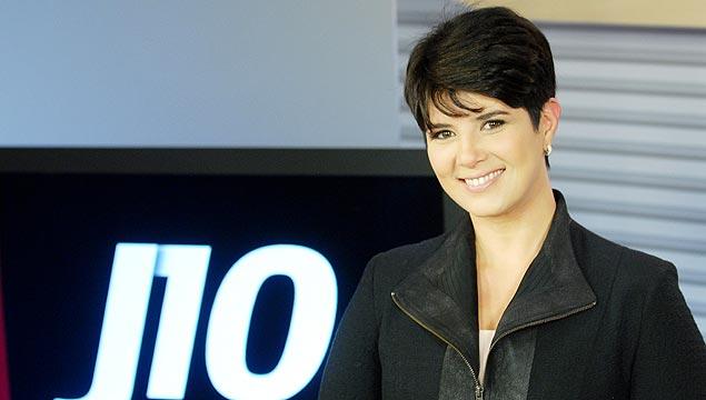 A jornalista Mariana Godoy, da GloboNews