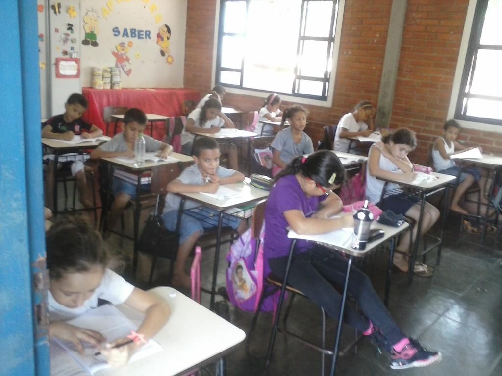 Alunos de Capinópolis passam por avaliação nacional