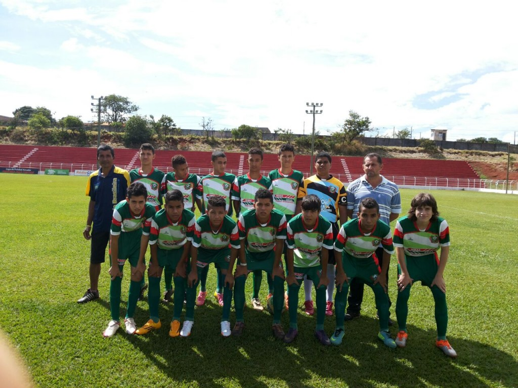 equipe do Projeto Amigos do Esporte