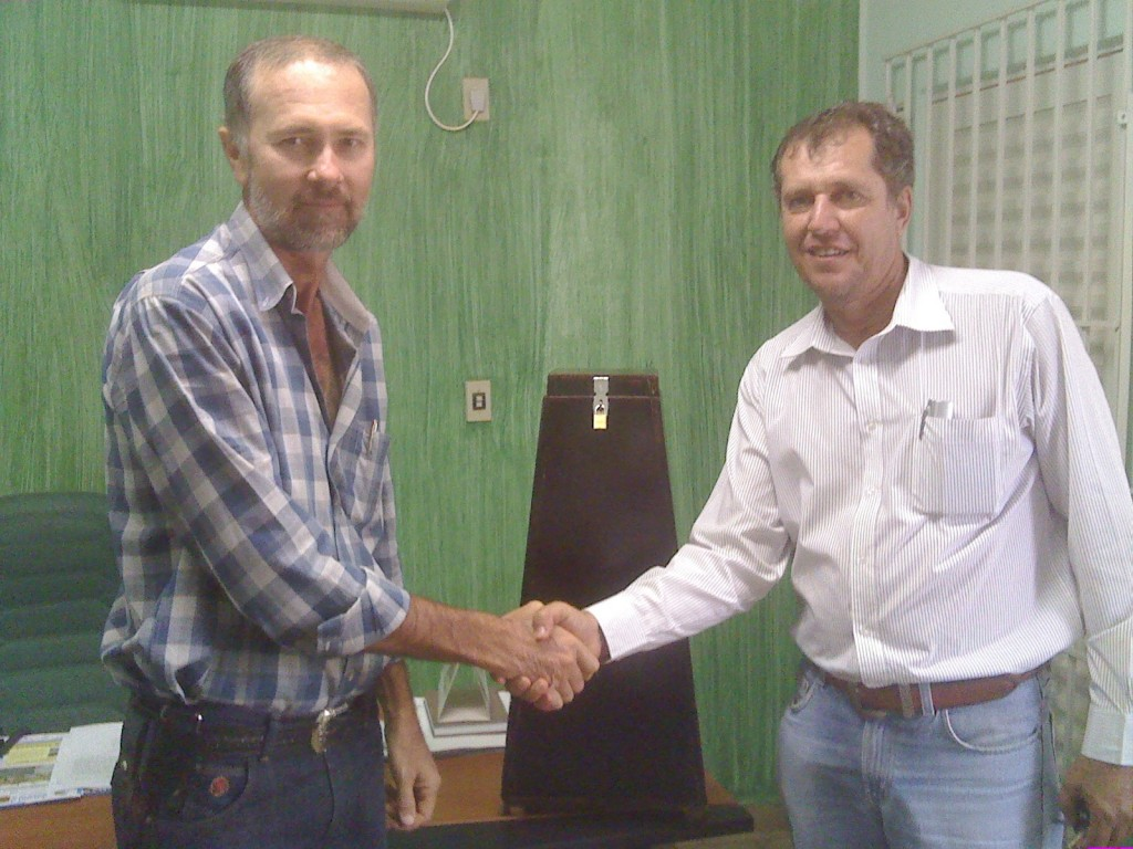 Wesley Barbosa presidirá Sindicato Rural de Capinópolis
