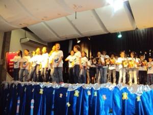 Escola de Música se apresenta no Encontro de Flautas em Ituiutaba