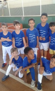 A Escola Municipal Tancredo Neves foi uma das participantes, e com brilhantismo por parte dos seus alunos e professores.