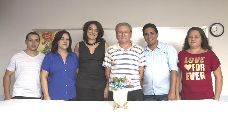 (Esq) Neide Ane, Beth Penteado, José Joaquim e José Guilherme