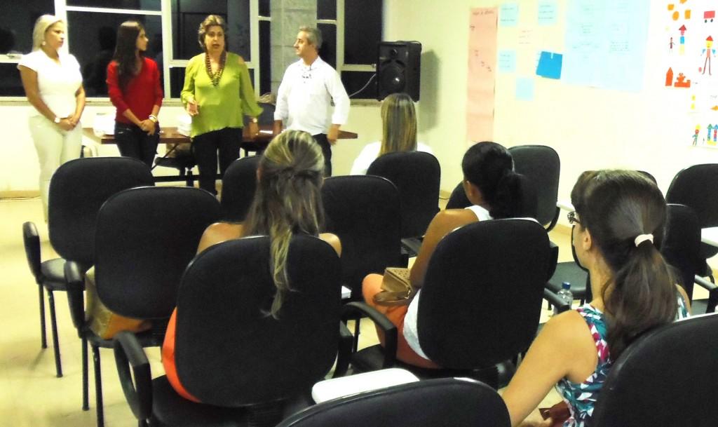 Municípios da região se reúnem para discutir sobre a Ouvidoria Regional SUS