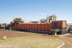usina Vale do Paranaíba instalada em Capinópolis / reprodução