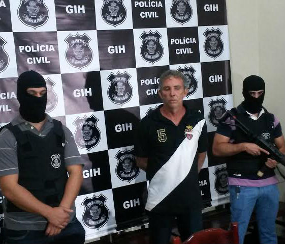 GIH de Rio Verde prende suspeito de matar o próprio irmão com tiro no peito