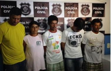 Cinco presos na Operação Pedofilia Tolerância Zero