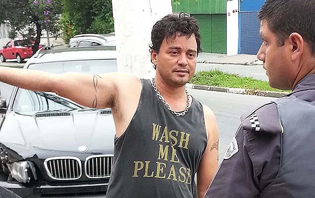 antor Renner é preso em SP após se envolver em acidente de trânsito / (Foto: Flavio Augusto/Sigmapress/Folhapress)