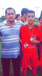 Capinópolis é campeão mineiro no Sub 15