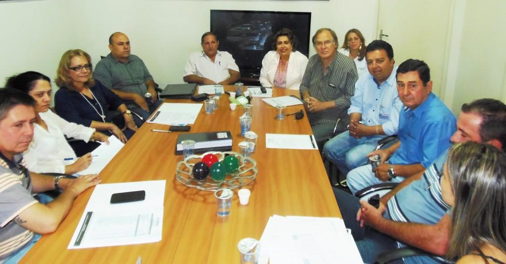 Reunião Cis-Pontal fecha mandato do seu presidente