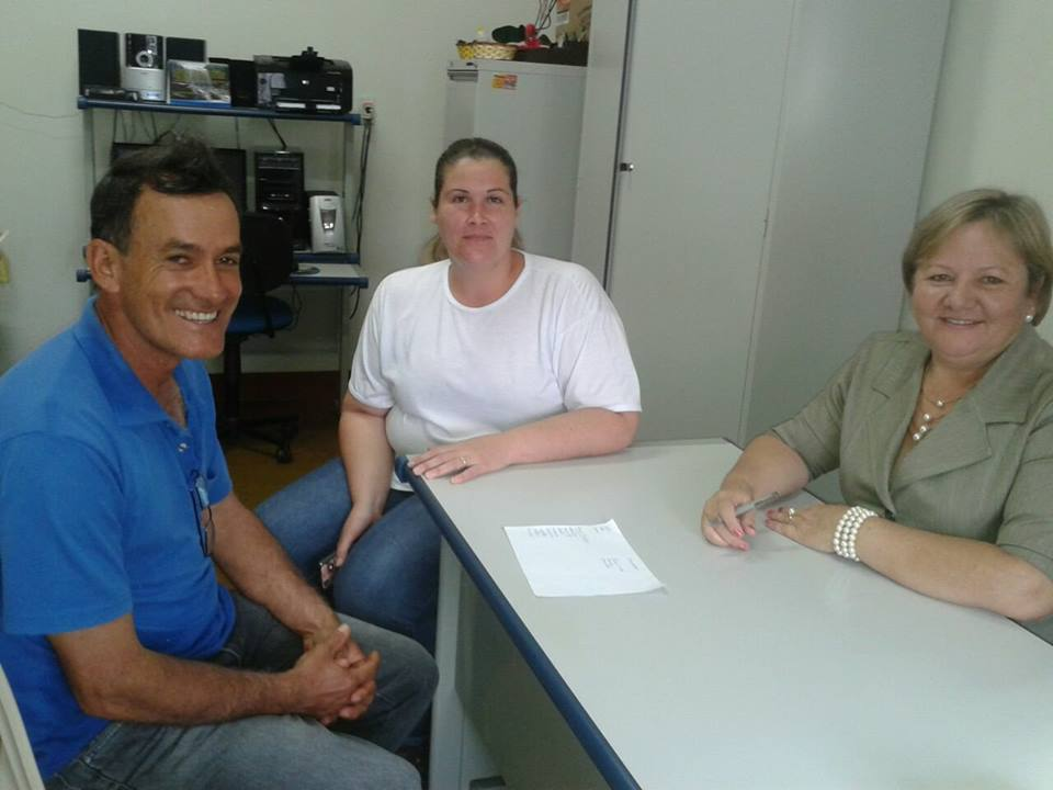 Horta Municipal define o que plantar para merenda escolar