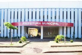 Prédio da prefeitura de Capinópolis / divulgação