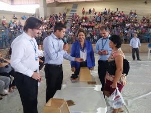 Futuros moradores do Gilca Vilela Cancella conhecem seus endereços
