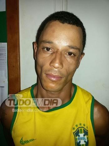 """Carlos Rodrigues do Nascimento, conhecido como """"Leleca"""""""