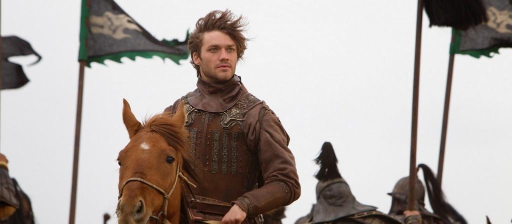 """Cena de """"Marco Polo"""" - Séria produzida pela Netflix"""