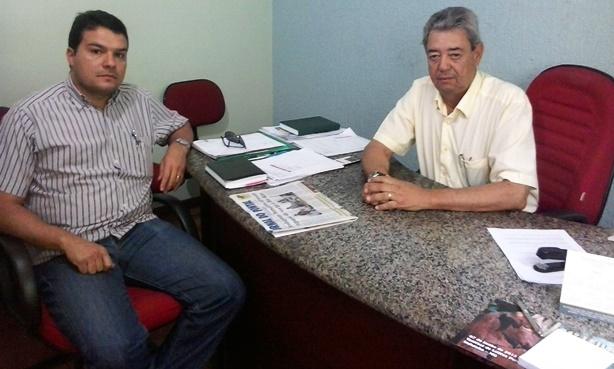 Parceria para reforma e construção de pontes em Ituiutaba