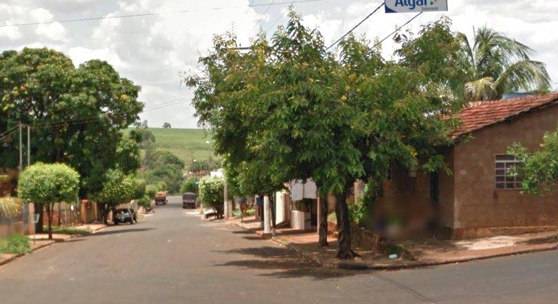 Avenida 105 - Bairro Campos Elíseos / reprodução