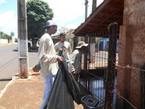 Mutirão de Limpeza chega a região do Bairro São João