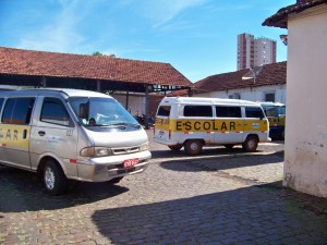 Transporte Escolar é vistoriado pela Prefeitura