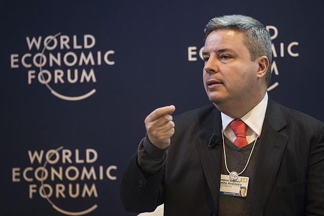 Antonio Anastasia, senador e ex-governador de Minas pelo PSDB / Foto: AFE