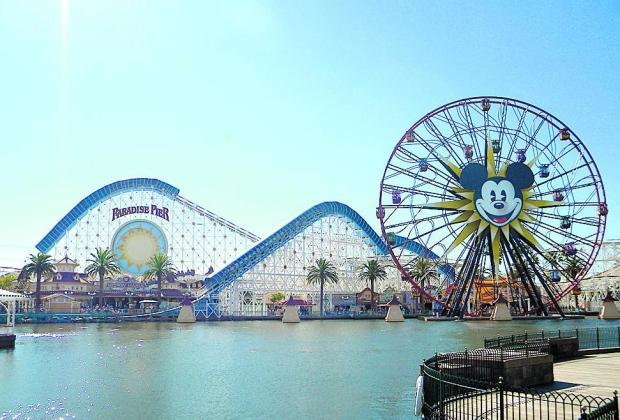 Turismo. Parques da Disney da Califórnia estão sob vigilância das autoridades de saúde dos EUA